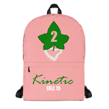 Pretty Girl Custom Line Name/Number/Chapter/Crossing Season Backpack