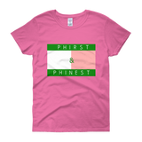 Phirst and Phinest Tommy Hilfiger Inspired Pretty Girl Women's Tee