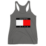 Tommy Hilfiger Inspired Diva Women's Tank