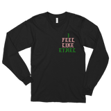 """I Feel Like Ethel""  Double-Sided Longsleeve (UNISEX)"