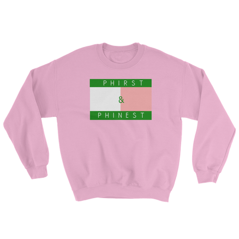 Phirst and Phinest Tommy Hilfiger Inspired Pretty Girl UNISEX Crewneck