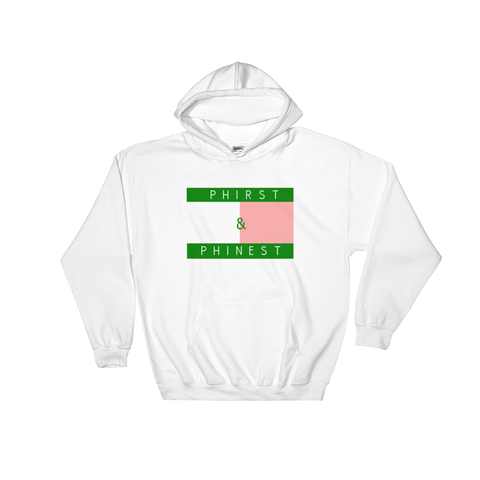 """Phirst and Phinest"" UNISEX Tommy Hilfiger Inspired Pretty Girl Hoodie"