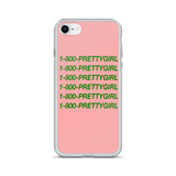 Hotline Bling Inspired Pretty Girl Phone Case