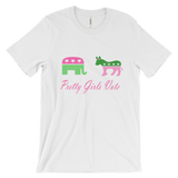 """Pretty Girls Vote"" Unisex Tee"
