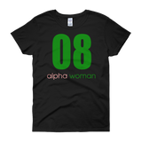 Alpha Woman 08 Pretty Girl Women's Tee