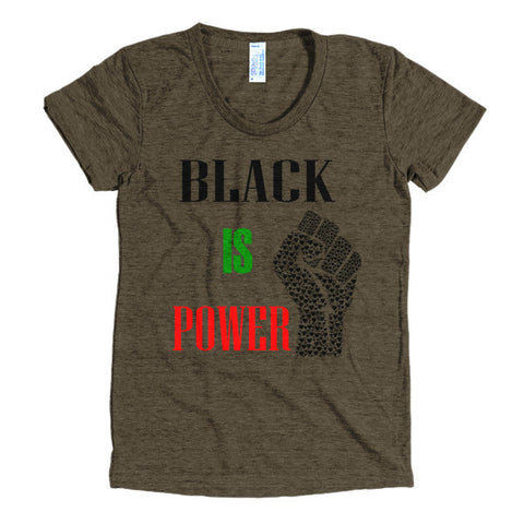 """Black is Power"" Tee"
