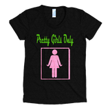 """Pretty Girls Only"" Tee"