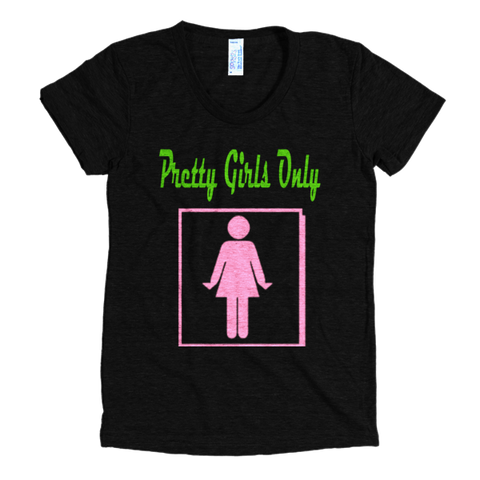 """Alpha Kappa Alpha Pretty Girls Only"" Tee"