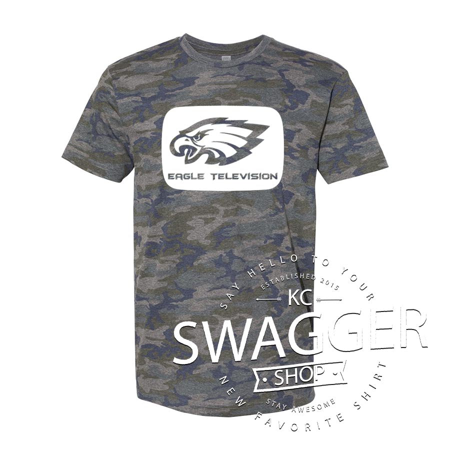 EAGLES TV CAMO
