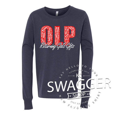 OLP MONDAY LONGSLEEVE UNIFORM TEE