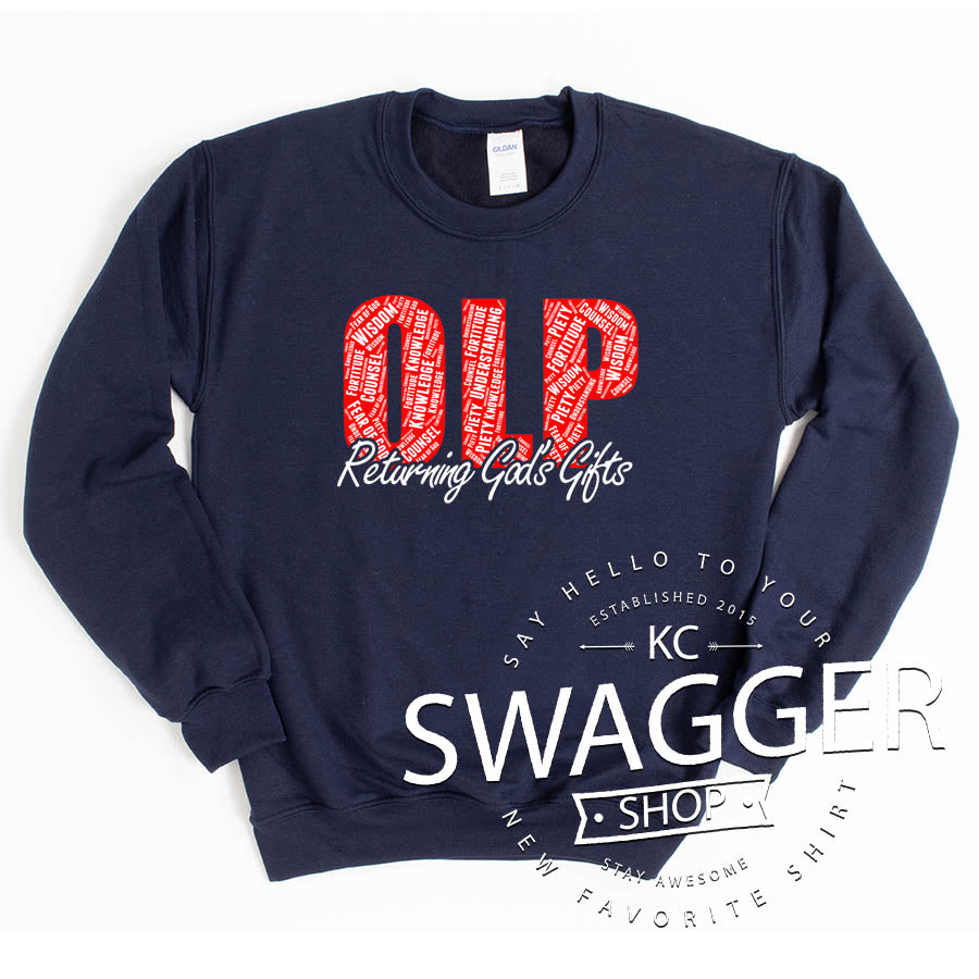 OLP Monday Uniform Sweatshirt
