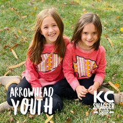 ARROWHEAD SWEATSHIRT YOUTH