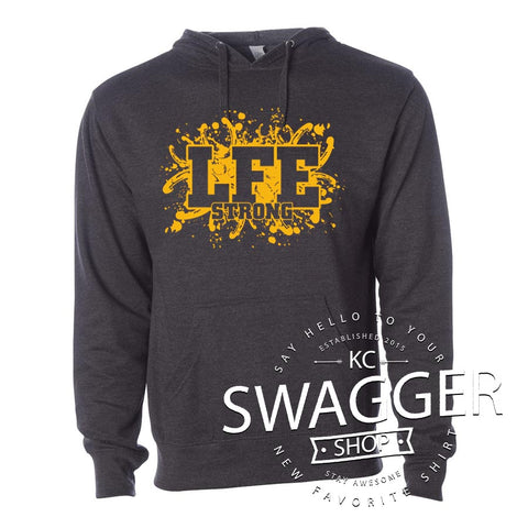 LFE STRONG HOODIE