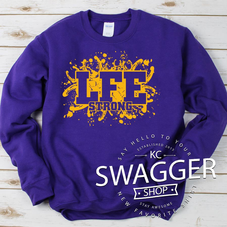 LFE STRONG SWEATSHIRT
