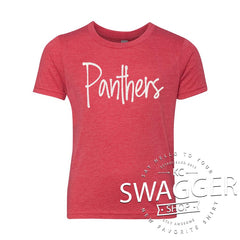 OLP PANTHERS GLITTER TEE