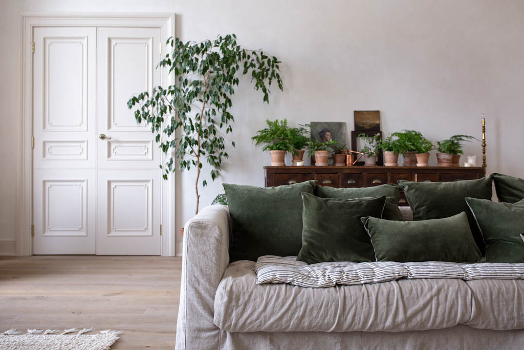 how to cultivate a unique interior decorating style