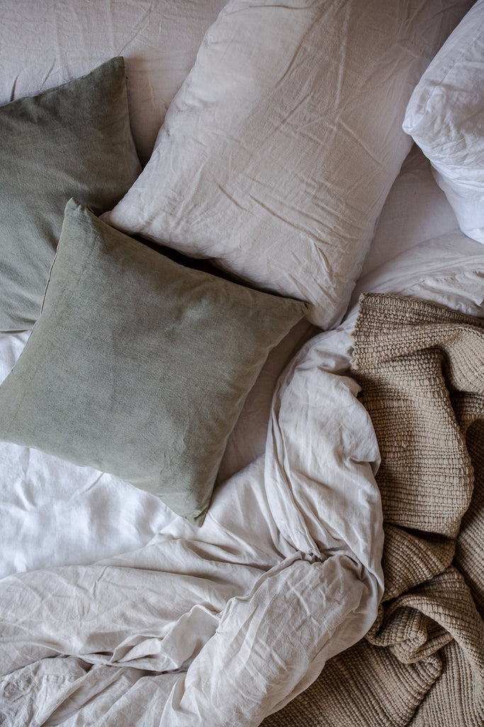 Pure Belgian Linen Bedding, ethical, sustainable