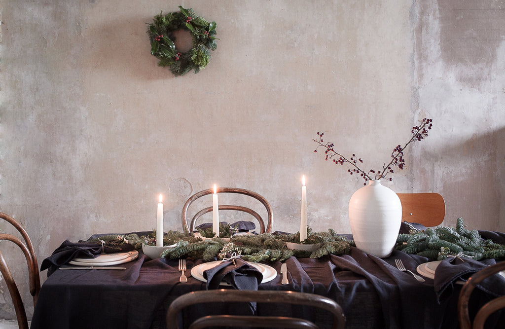 INGREDIUENTS LDN slow living Christmas