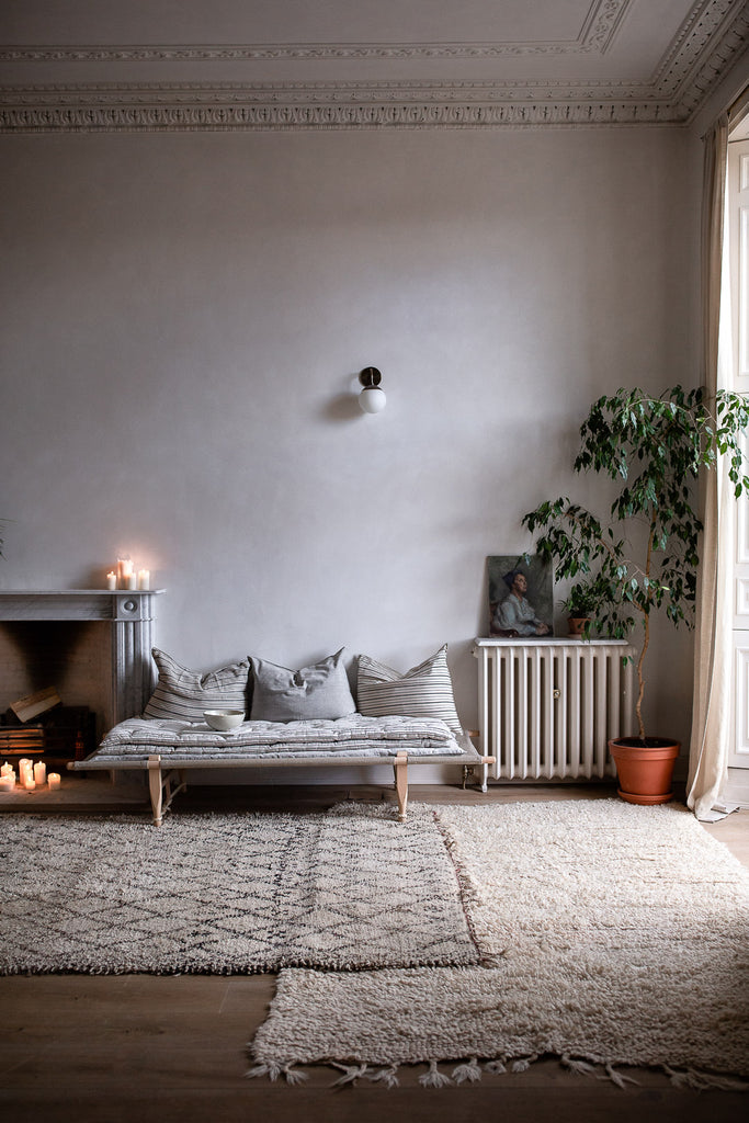 cosy comforting natural home decor
