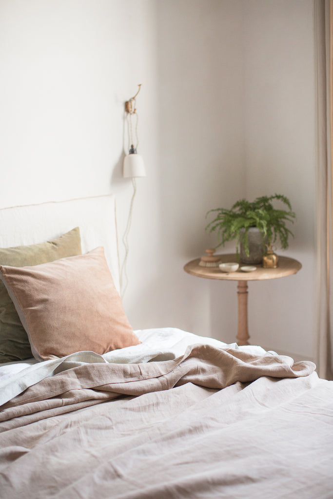 soft natural neutral bedroom colours