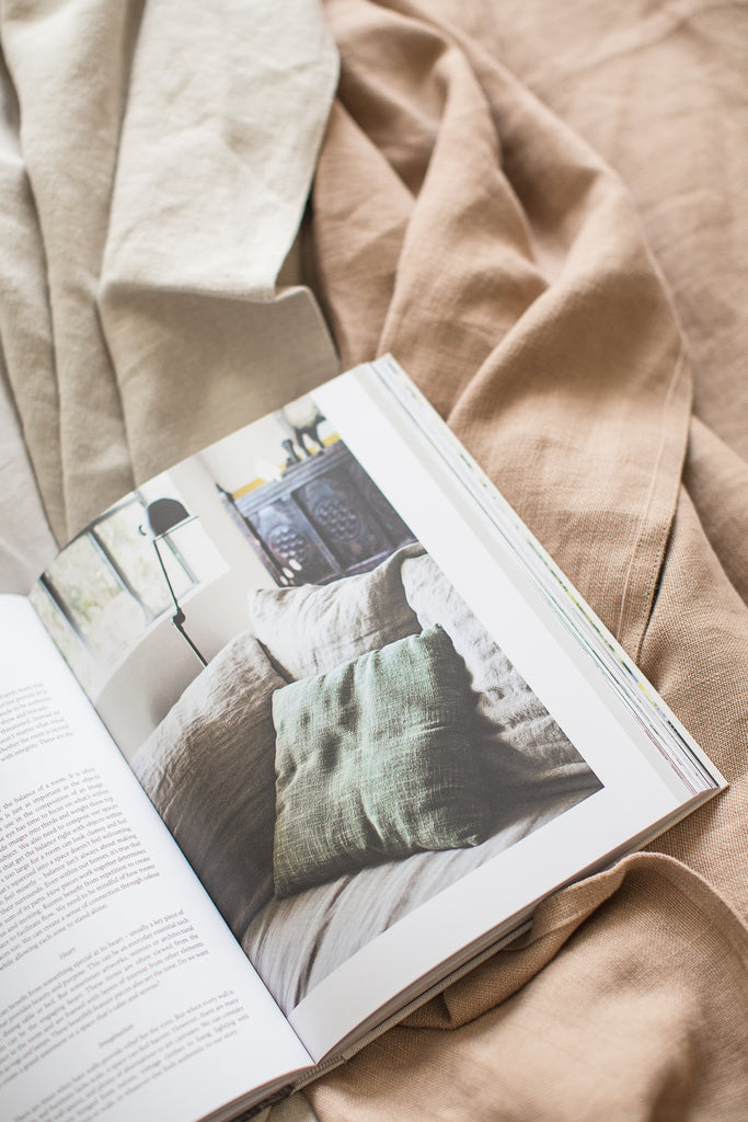 interior decor book to create ethical comforting interiors