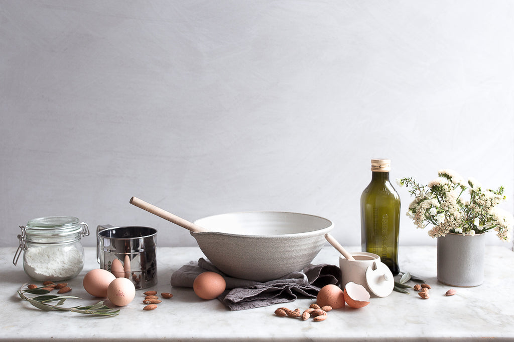 THE PERFECT BAKING TOOLS FOR SLOW LIVING