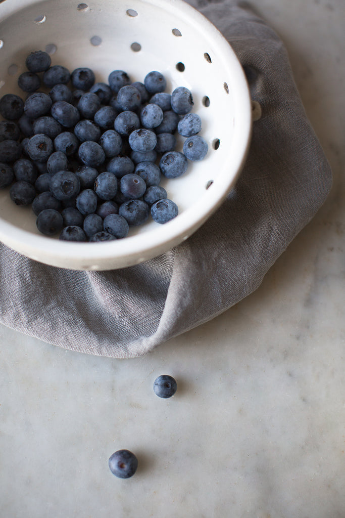 INGREDIENTS LDN handmade berry colander