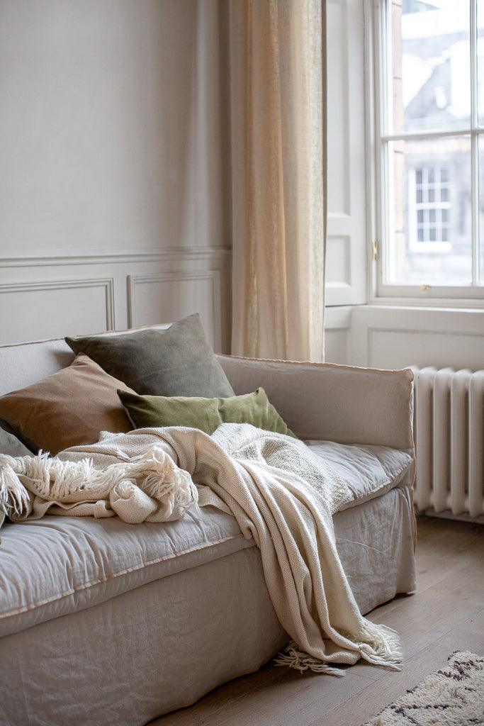 natural home in calming soft neutral colours