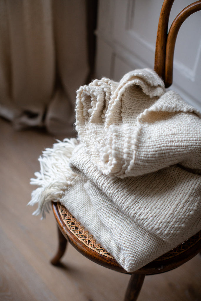 soft ethically and suitably produced merino wool blankets