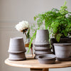 PARADE PLANT POT IN SOFT GREY