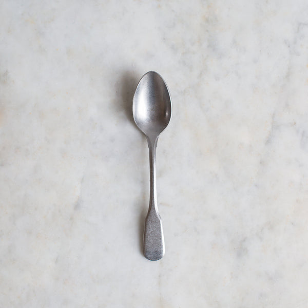 INGREDIENTS LDN STONE WASHED DESSERT SPOON