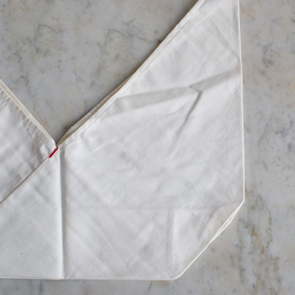 SECONDS SINGLE LARGE BENTO BAG IN ORGANIC COTTON