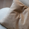 HAND DYED VELVET JEWEL CUSHION COVERS IN FRISIAN SILK