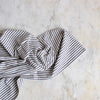 ambatalia organic cotton and hemp napkin set in ticking uk