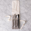 Reusable cutlery holder