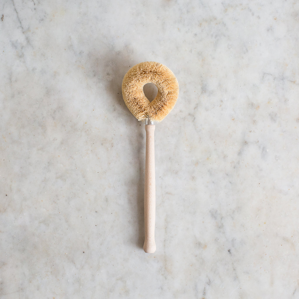 Natural Coconut Fibre brush uk
