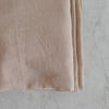 pure Belgian linen throw blanket