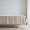 ethical Belgian linen tablecloth