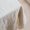 Libeco napoli vintage belgian linen tablecloth uk