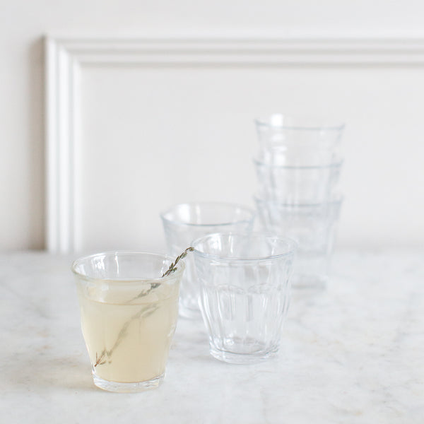 INGREDIENTS LDN classic French table glasses
