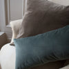 hand dyed luxury velvet cushions uk