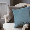 luxurious handmade velvet cushions uk
