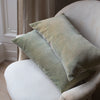 kirsten Hecktermann velvet cushion covers uk