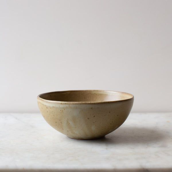 HANDMADE RAMEN BOWL IN FIG