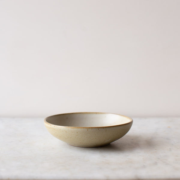 HANDMADE BREAKFAST BOWL IN FIG