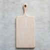 Black creek mercantile trading co maple cutting board UK