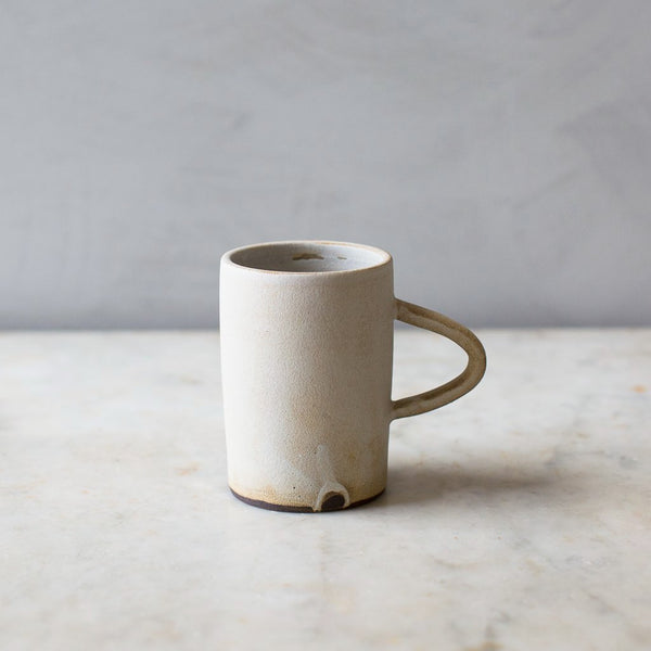 INGREDIENTS LDN SIMPLE CERAMIC MUG IN MATTE GREY