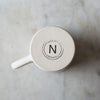 INGREDIENTS LDN notary ceramics mug
