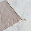 ORGANIC COTTON HAND TOWEL IN NATURAL