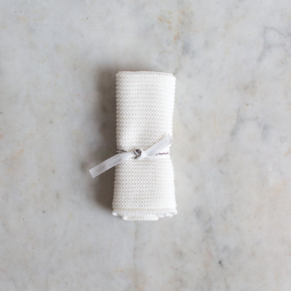 Ingredients ldn organic cotton wash cloth